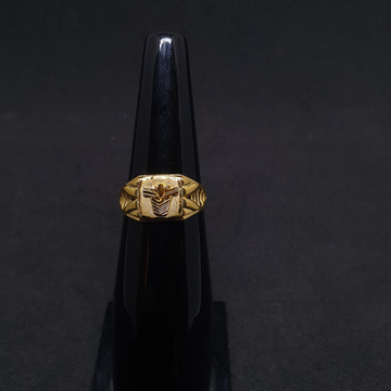 Gents Ring Plain GRG-0344