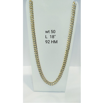 22KT Gold Fancy Chain