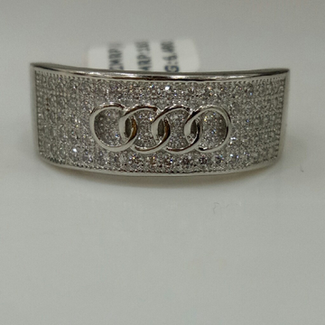 Silver Ring. by