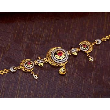 916 Gold  Exclusive Hallmark Bajubandh  BB09
