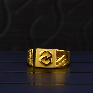 22kt Gold Hallmark Ring MPR74