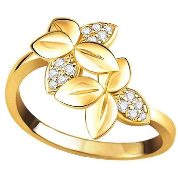22 Kt 916 Gold Ladies Ring by