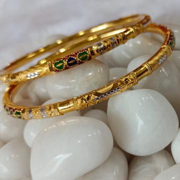 916 Gold Women's Gorgeous Ghaba Kadali SG60 by