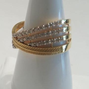 22KT Gold Hallmark Everstylish Ring  by