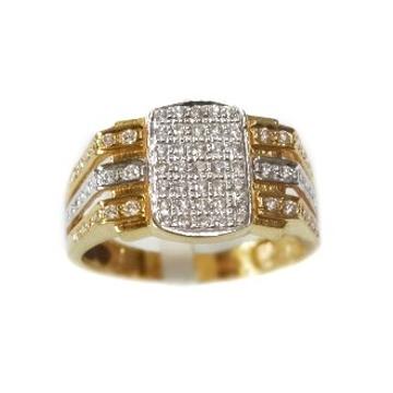 22k gold ring mga - gr002