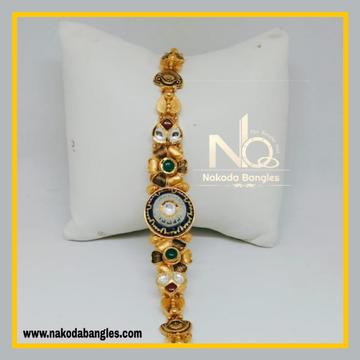 916 Gold Antique Bracelet NB - 560