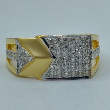 22k Exclusive gents ring by Shree Sumangal Jewellers