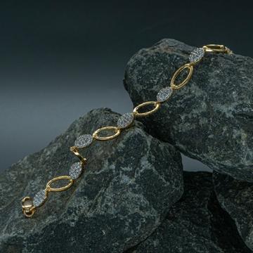 cz diamond Bracelet by
