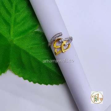 916 gold fancy ring RGG0106