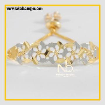 916 Gold CNC Bracelet NB - 644