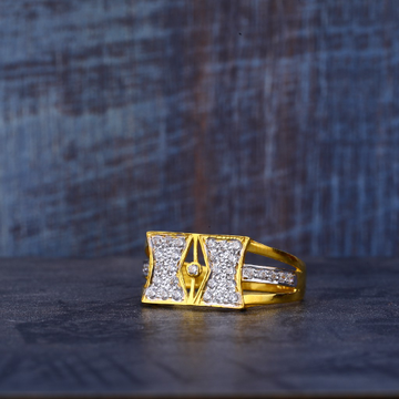 916 Gold Exclusive 22kt Ring MR470