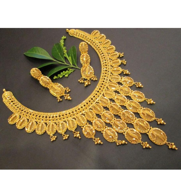 916 gold 22kt necklace RH-GN80