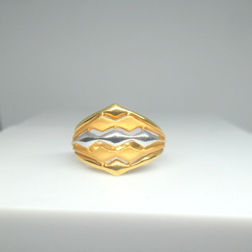 22KT / 916 Gold Handmade casual Ring For ladies lRG0450