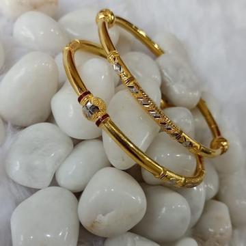 916 Gold Women's Designer Ghaba Kadali SG56 by