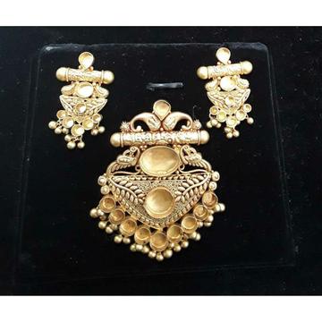 916 Antique Jadtar Khokha P.set by