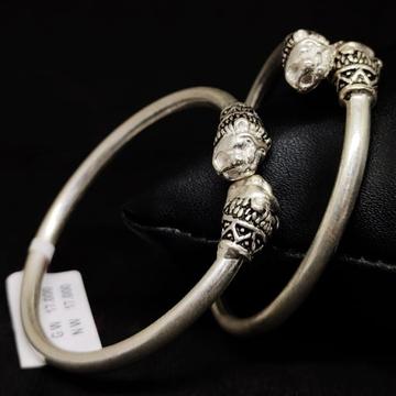 silver fancy kids bracelet RH-BB877