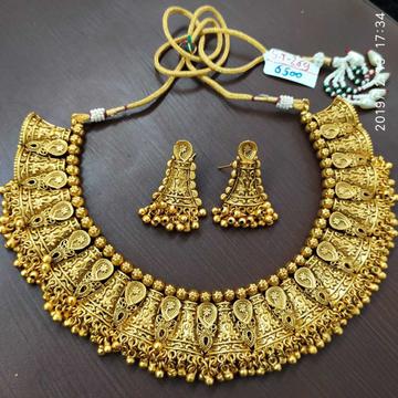Artistic Antique Necklace#844