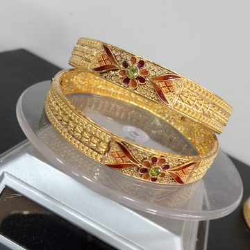 fancy Bangle by Aaj Gold Palace