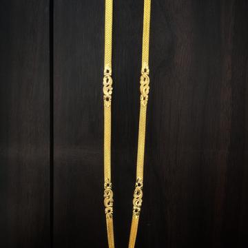 fancy 22 Caret handmade chain
