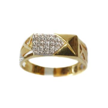 22k gold ring mga - gr003