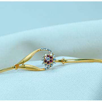 916 gold pink stone Bracelet lb-548 by