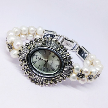 92.5 sterling silver exclusive ladies watch ml-002