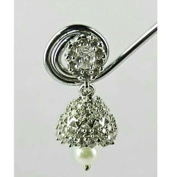 925 Silver ladies Jhumka