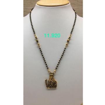 916 Gold Antique Mangalsutra IO-M13