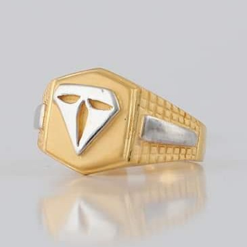 22 carat gold gents fency ring rh_gr112
