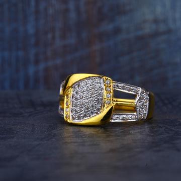 Gold Mens Ring-MR188
