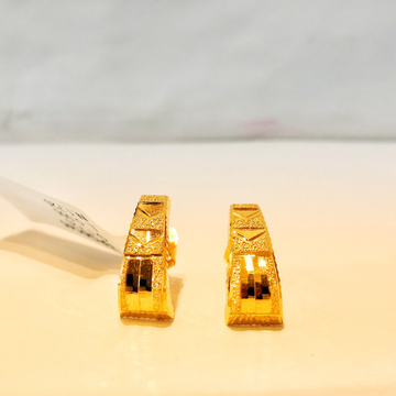 Gold 916 Hallmark Fancy Bali Design For Women by Pratima Jewellers