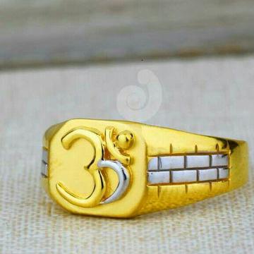 916 Plain Casting Gents Ring