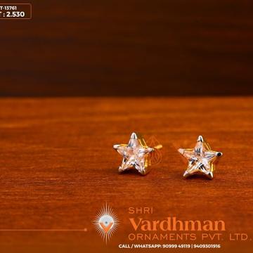 22KT gold hallmark star design butti by