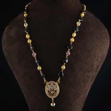 916 Gold Beads Mangalsutra MSG0259