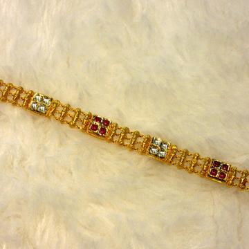 22k 916 Hallmark Jadtar Bracelet by