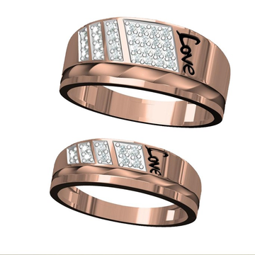 Couple rings by