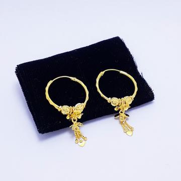20kt Gold Fancy Pipe Bali by