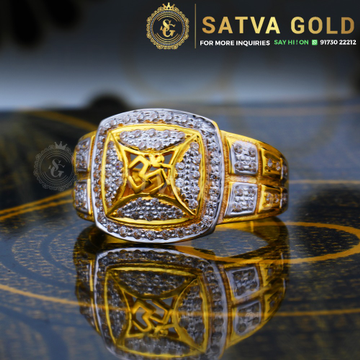 916 gold ring sgr-0038