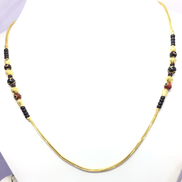 DESIGNED FANCY GOLD MANGALSUTRA by