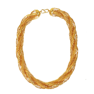 One Gram Gold Forming Gents Chain MGA - CHE0048