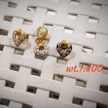 22KT Gold valentines day Gift from Women