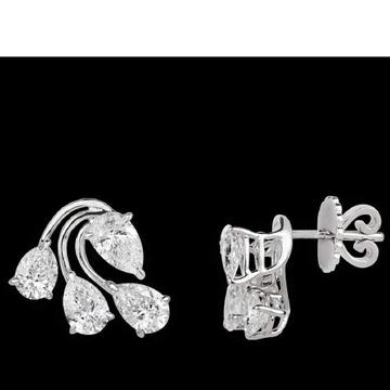 Diamonds Ear StudsJSJ0170