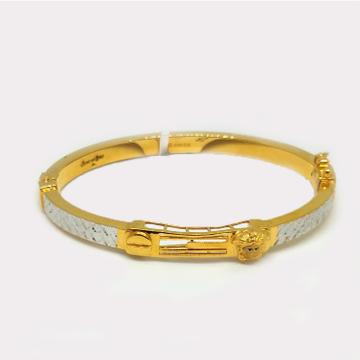 22 KT Gold Indian Bracelet
