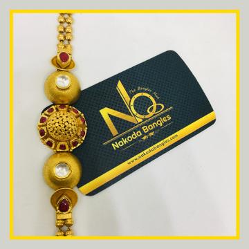 916 Gold Antique Bracelet NB - 1035
