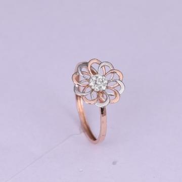 18 carat gold real daimonds ladies rings RH-LR974