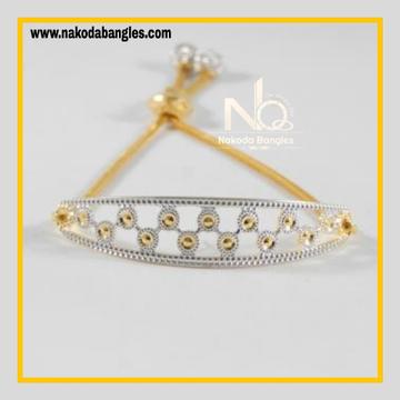 916 Gold CNC Bangles NB - 648