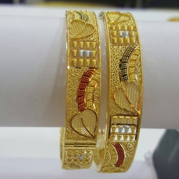 22KT Gold kalakti Patala GKP-001