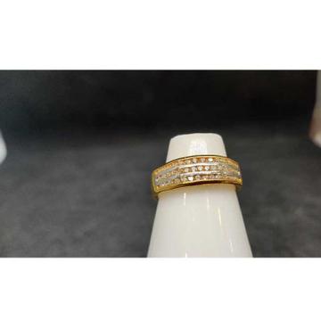 916 Ladies Fancy Gold Thumb Ring Lr-24702