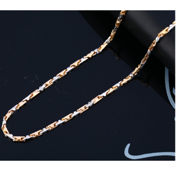 750 Rose Mens gorgeous Chain RMC89