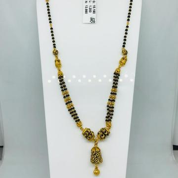 916 antique kidiya dokiya mangalsutra rbo adc205